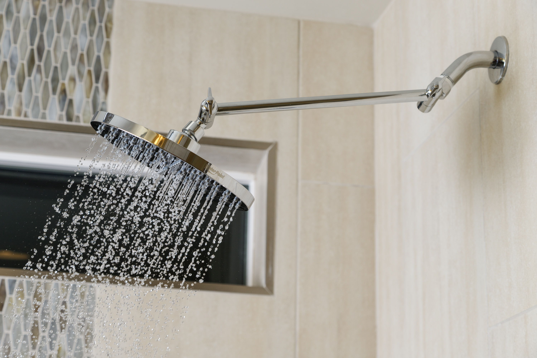 Adjustable Shower Arm Extension 11 Inch